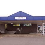 東武東上線北坂戸駅東口から徒歩2分程で学校に着きます。